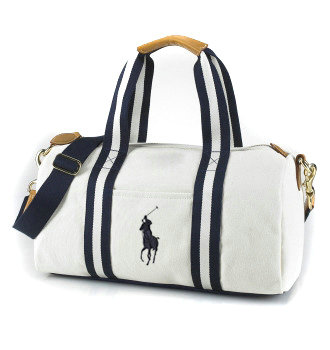 polo ralph lauren bag le fourre-tout mode white